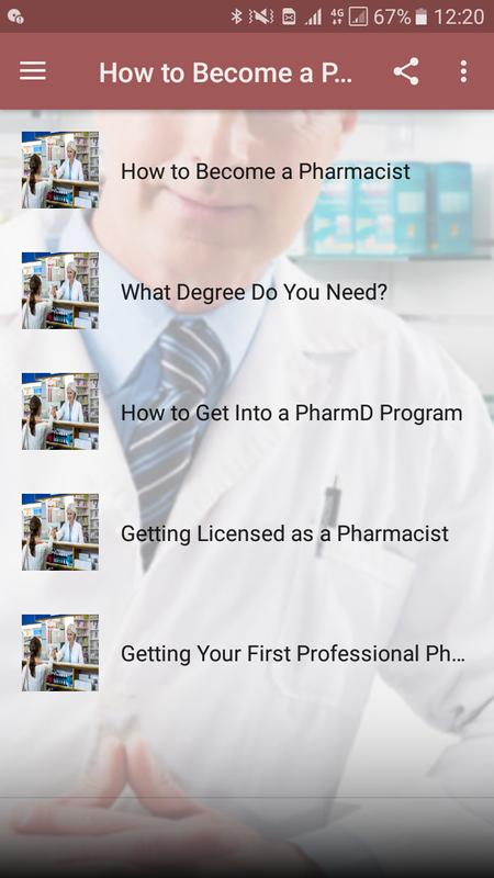 my education path towards becoming a pharmacist and getting my pharmd We are the industry pharmacists organization we help you advance your career and connect with i'm happy to have found a career path that combines my passion for novel research with the ability to i was encouraged by a phd coworker to continue my education and i decided to pursue a.