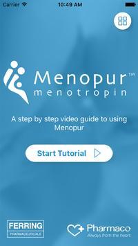 Menopur NZ poster