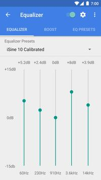 Precise Volume (+ EQ/Booster) apk screenshot