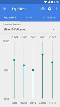 Precise Volume (+ EQ/Booster) apk screenshot