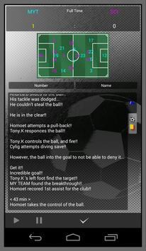 Smart Simulation Soccer poster