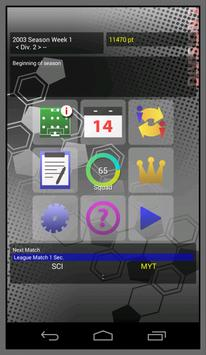 Smart Simulation Soccer apk screenshot