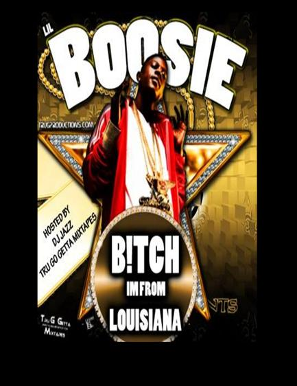 View Lil Boosie Why You Thug Me Like That Download  PNG