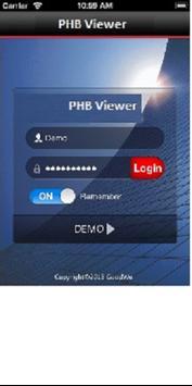 PHB Viewer screenshot 2