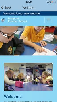 Longford Primary School screenshot 1