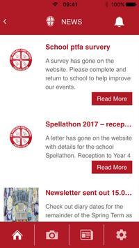 St Edwards Academy Cheddleton screenshot 1