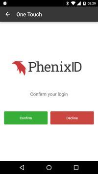 PhenixID One Touch apk screenshot