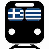 Greece Train Schedules icon