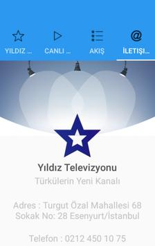 Yıldız TV screenshot 5