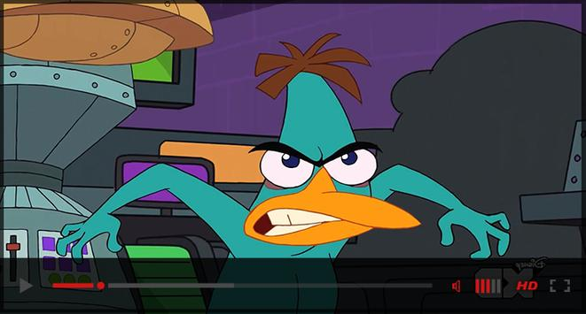 Phineas and Ferb Video screenshot 2