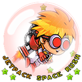 Jetpack Space Rush icon