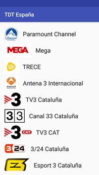 TDT España captura de pantalla 1