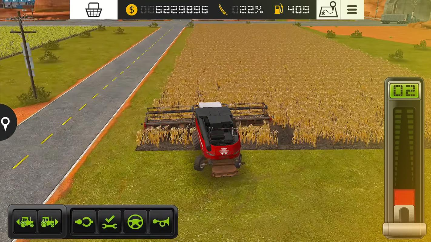 Farming Simulator 19 Apk