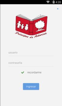 Principes de Asturias (beta) Screenshot 1