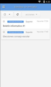 Principes de Asturias (beta) Screenshot 2