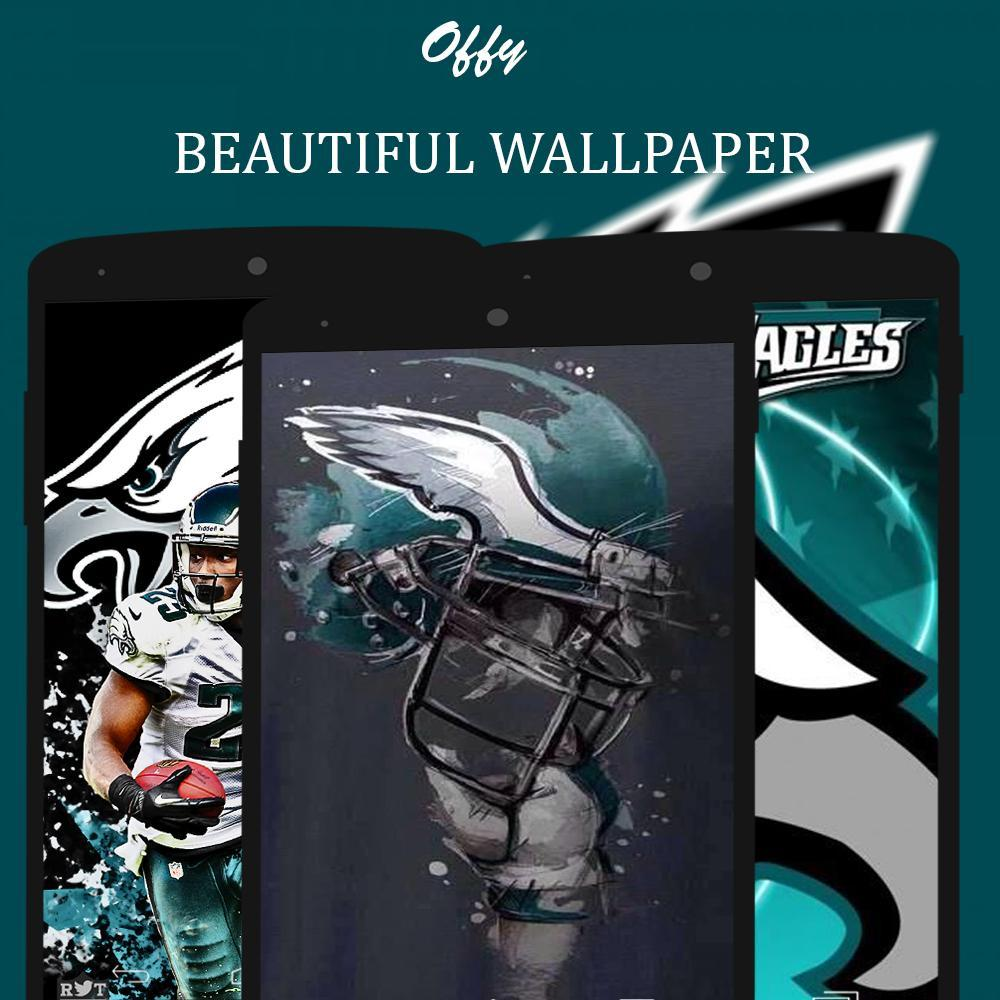 Offy Hd Wallpapers For Philadelphia Eagles For Android