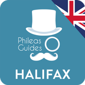 Halifax City Guide, UK icon