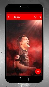 New Wallpaper Coutinho HD screenshot 4