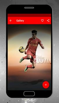 New Wallpaper Coutinho HD screenshot 8