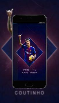 Coutinho Wallpapers HD 2018 screenshot 4