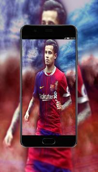 Coutinho Wallpapers HD 2018 screenshot 6