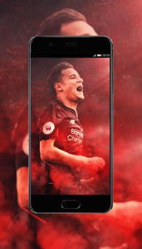 Coutinho Wallpapers HD 2018 screenshot 10