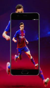 Coutinho Wallpapers HD 2018 screenshot 12