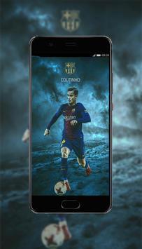 Coutinho Wallpapers HD 2018 screenshot 3