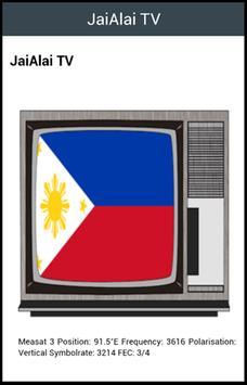 Philippines Television Info screenshot 1