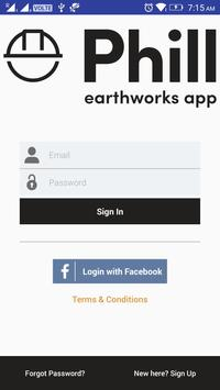Phill Earthworks apk screenshot