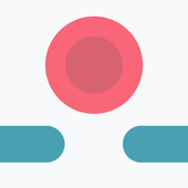 Bouncing Ball UP: Dodge Dash 2 icon