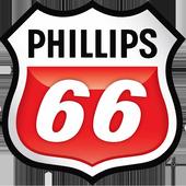 Phillips 66 Gas Station Finder icon