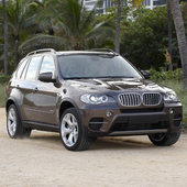 Wallpapers with BMW X5 icon