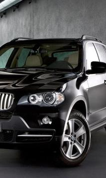 Wallpapers with BMW X5 poster