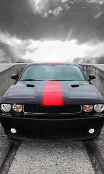Wallpapers Of Dodge Challenger poster