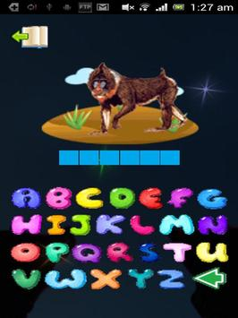 Animals Love learn enghlish screenshot 8