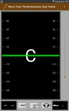 Play in Tune: Tuner - Trial apk screenshot