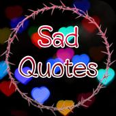 Sad Quotes Images icon