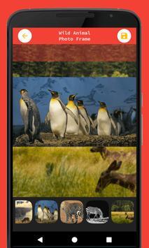 Wild Animal Photo Frame screenshot 5