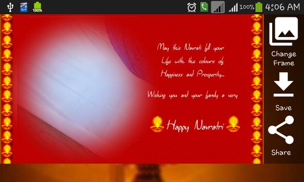 My Navratri Photo screenshot 7