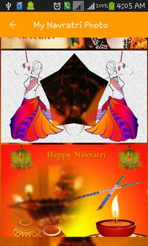 My Navratri Photo screenshot 6