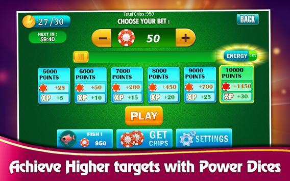Farkle Casino - Free Dice Game screenshot 14