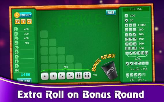 Farkle Casino - Free Dice Game screenshot 15