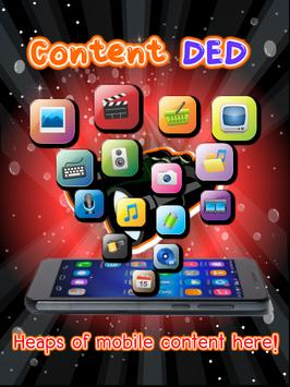 ContentDED - Free Ringtone apk screenshot