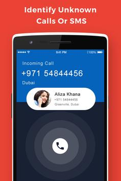 Caller Id Number apk screenshot