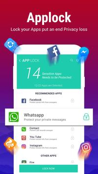 Phone Cooler - CPU Booster apk screenshot