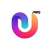 U Launcher 3D PRO – Free Themes , Cool Wallpaper icon