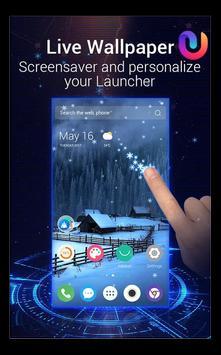 U Launcher 3D PRO – Free Themes , Cool Wallpaper screenshot 11