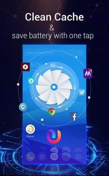 U Launcher 3D PRO – Free Themes , Cool Wallpaper screenshot 1