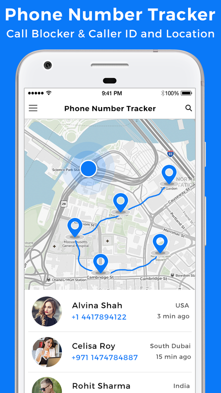 Phone Number Tracker for Android - APK Download